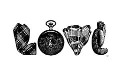 love_tm2.jpg (JPEG Image, 451 × 320 pixels) #lettering #design #graphic #illustration #treatment #type #typography