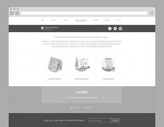 Website Westfield #layout #blog