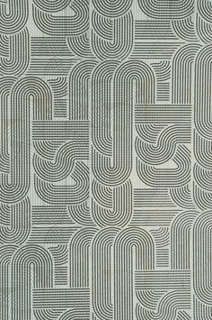 geometric wallpaper | Walls, Fabrics, Patterns
