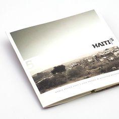 Haiti|5 Brochure #print brochure