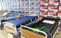 Kurulumu Yapılmış Hasta Yatakları