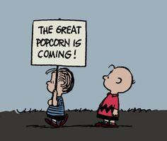 CREATIVE POPCORN #bombing #tagging #peanuts