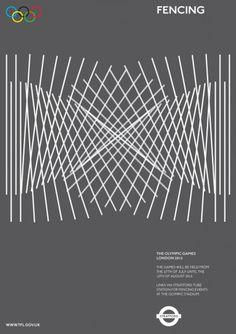 Alan Clarke #olympic #alan #clarke #poster