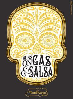 Latin Wagon: Gas
