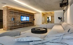 KaiF apartment by FORM architectural bureau - www.homeworlddesign. com (1) #interior #apartment #ukraine #design