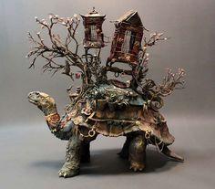 Incredible Fantasy Sculptures