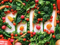 Salad Lettering