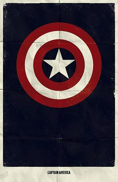 Beautiful Poster Designs Inspired By Marvel #print #marvel #poster