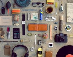 FFFFOUND!   Things Organized Neatly #knolling