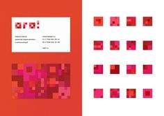 https://www.behance.net/gallery/27125543/OGO branding, identity, logo, pattern, red, generative, corporate, stationery, design, id
