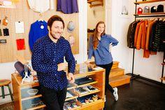 Board clothes #shop #installation
