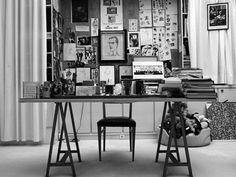 Creative Brains/Creative Spaces #worksapce