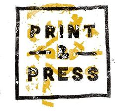 Dribbble - Print & Press Identity [GIF] by Zack Davenport #logo
