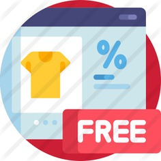 See more icon inspiration related to banner, ui, commerce and shopping, ads, online shopping, announcement, advertising, browser, free, online, marketing, online shop and commerce on Flaticon.