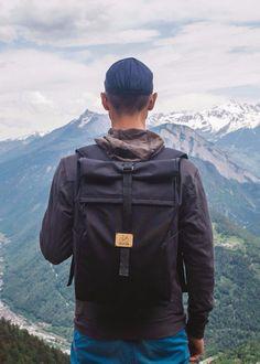 Mitte | Commuter backpack | Black |