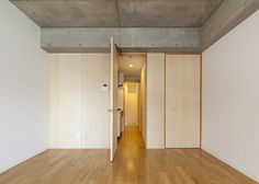 Yushima Apartment by Nakae Architects