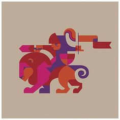 FFFFOUND! | Yay Hooray | Show some new stuff, suckas.... #illustration #geometric
