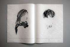L'Etranger by Erika Altosaar | Brown Griffin Printed Editions #portfolio