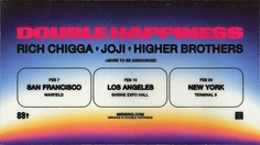 88rising Double Happiness - San Francisco @ The Warfield, San Francisco [7 February]