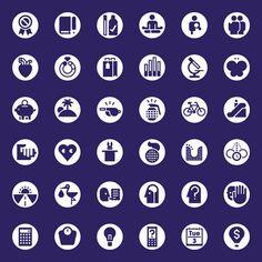CRAIG & KARL S V P E R B E – Creative Visionaries #icon #picto #symbol #sign