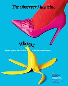 Ilka & Franz for Observer Magazine