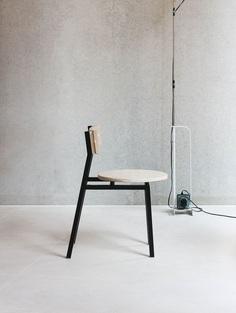 Diskus Chair by Hayo Gebauer