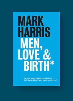 book cover - men love & birth