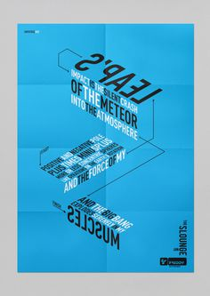 Tumblr #typography #poster