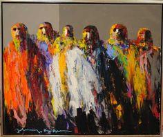Her er Madsens #arts #madsen #johnny #painting #fine