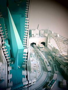 19b #train #gris1 #art #street #miniature