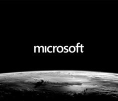 The Next Microsoft - journal - minimally minimal #redesign #microsoft #black #space #brand #logo #view