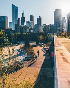 #insta_chicago: Stunning Chicago Cityscapes by Matt Weitz