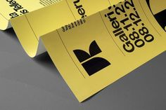Kurppa Hosk – High-res Special | September Industry #yellow #color #two #black #brochure