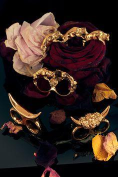 Bulls & Roses
