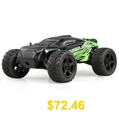G172 #1:16 #2.4G #4WD #36km/h #Racing #RC #Car #Independent #Suspension #Absorber #- #GREEN