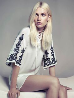 Aline Weber #model #girl #look #photography #fashion #style