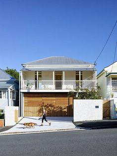 Gibbon Street House by Cavill Architects