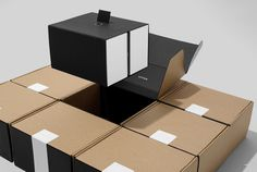 Upton Belts by Wedge and lever. #Packaging