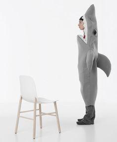Sharky Chair for Kristalia - #design, #furniture, #modernfurniture,
