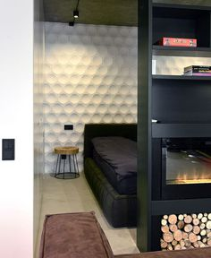 Small Apartment by Oleg Kuiava - #decor #interior #home