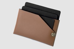Understate Wallet | Brown #wallet #brown #fashion #minimal #leather #simple #significant #cardholder #slim