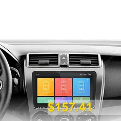 ML #- #CKVW92 #9 #inch #HD1080P #Car #DVD #Player #Android #6.0 #Dual #Din #MTK8227L #16G #Bluetooth #4.0 #- #BLACK