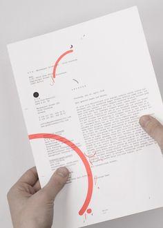 HORT #branding #design #letterhead #paper #short
