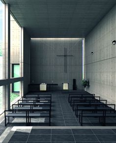 Tadao Ando churches…