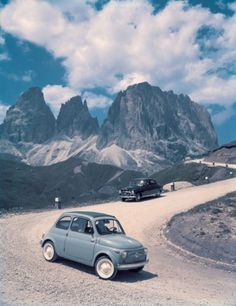 Merde! - Photography (Fiat 500)