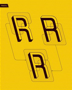 FRUSTRO typeface on Behance