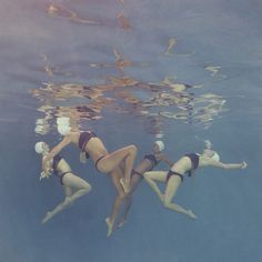 Fine Art Underwater Photography by Mallory Morrison