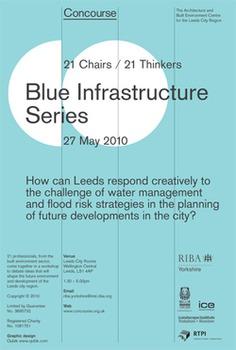 Qubik Design: Blue Infrastructure