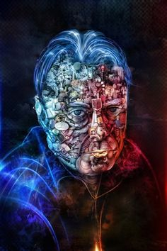 Photo Manipulation by Robert Palmer | 123 Inspiration #photo #palmer #robert #manipulations
