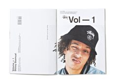 Stussy Biannual Vol. 1 Layout Book